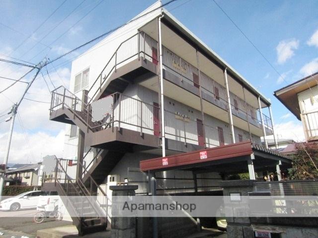 長野県長野市、長野駅徒歩35分の築23年 3階建の賃貸マンション