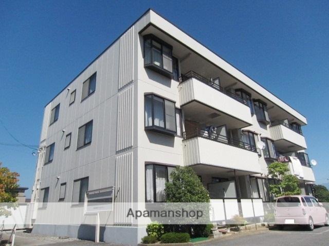 長野県長野市、長野駅徒歩26分の築24年 3階建の賃貸マンション