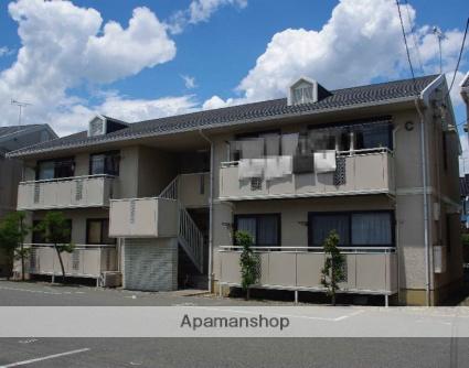 長野県長野市、川中島駅徒歩52分の築24年 2階建の賃貸アパート