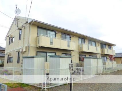 長野県長野市、篠ノ井駅徒歩11分の築25年 2階建の賃貸アパート