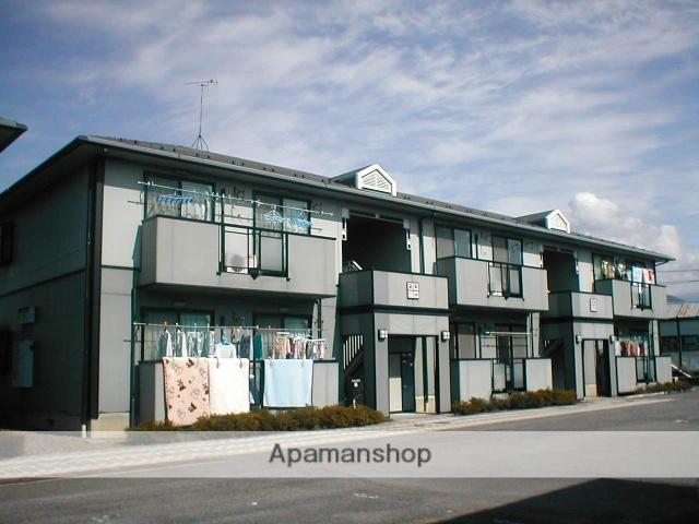長野県長野市、長野駅徒歩51分の築24年 2階建の賃貸アパート