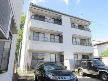 長野県長野市、北長野駅徒歩13分の築19年 3階建の賃貸マンション