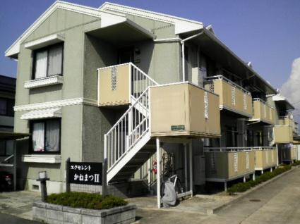 長野県長野市、朝陽駅徒歩28分の築23年 2階建の賃貸アパート