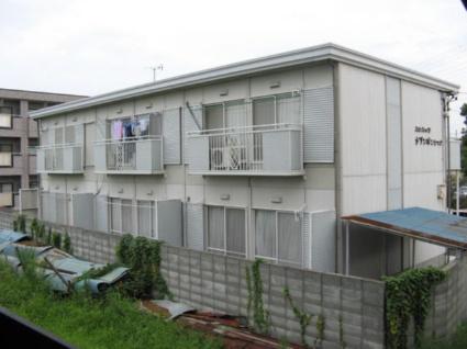 長野県長野市、朝陽駅徒歩22分の築29年 2階建の賃貸アパート