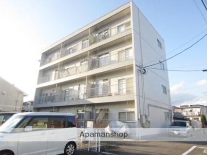 長野県長野市、本郷駅徒歩13分の築28年 4階建の賃貸アパート
