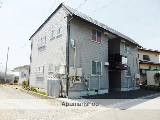 長野県長野市、三才駅徒歩8分の築29年 2階建の賃貸アパート