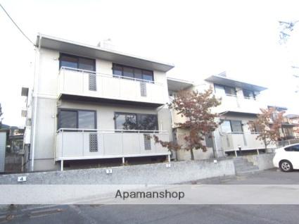 長野県長野市、安茂里駅徒歩20分の築24年 2階建の賃貸アパート