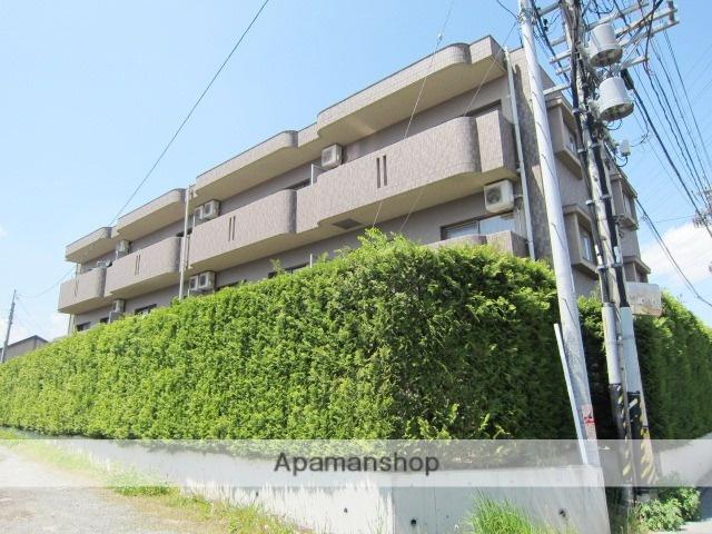 長野県長野市、北長野駅徒歩19分の築19年 3階建の賃貸マンション