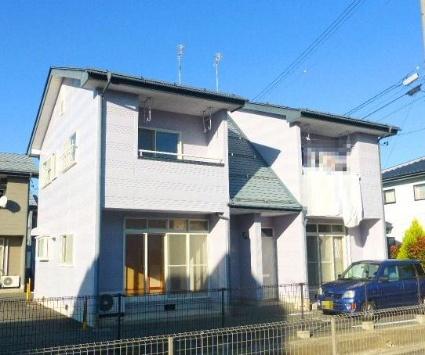 長野県長野市、川中島駅徒歩26分の築20年 2階建の賃貸テラスハウス