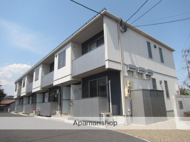 長野県長野市、市役所前駅徒歩11分の築11年 2階建の賃貸アパート