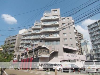 長野県長野市、市役所前駅徒歩15分の築20年 8階建の賃貸マンション