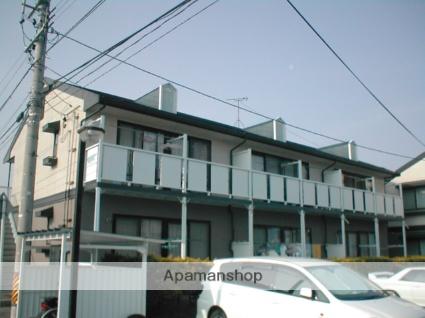 長野県長野市、北長野駅徒歩35分の築31年 2階建の賃貸アパート