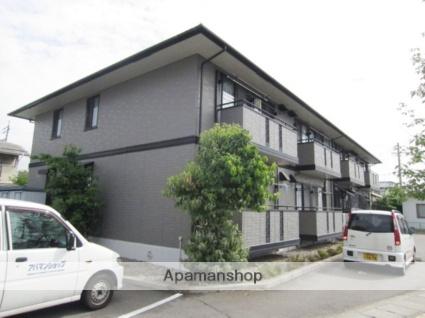 長野県長野市、長野駅徒歩55分の築17年 2階建の賃貸アパート