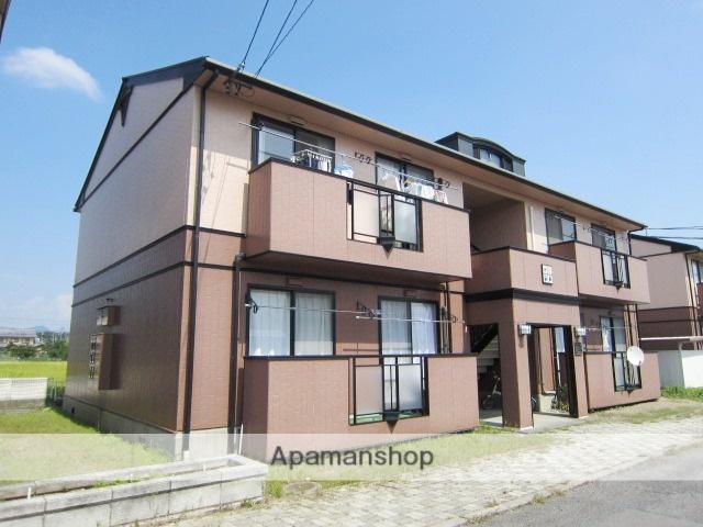 長野県長野市、北長野駅徒歩40分の築22年 2階建の賃貸アパート