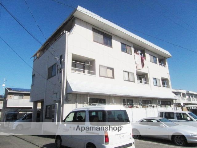 長野県長野市、市役所前駅徒歩40分の築26年 3階建の賃貸マンション