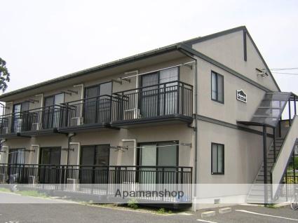 長野県長野市、北長野駅徒歩6分の築22年 2階建の賃貸アパート