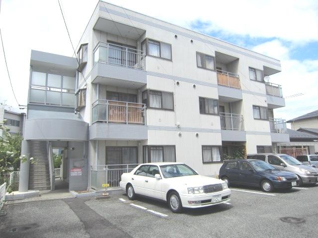 長野県長野市、北長野駅徒歩34分の築28年 3階建の賃貸アパート