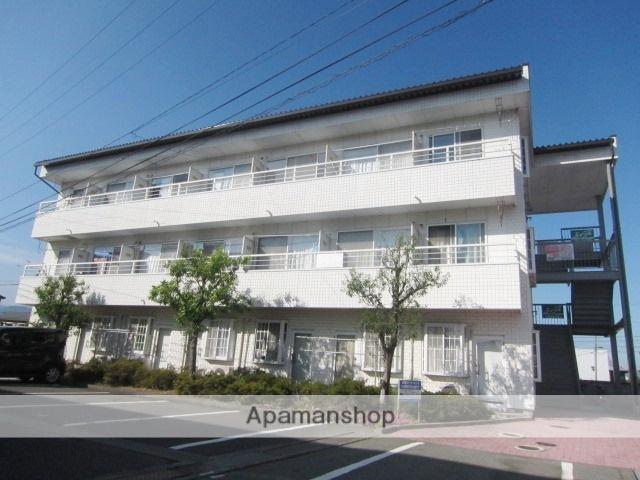 長野県長野市、長野駅徒歩59分の築26年 3階建の賃貸マンション