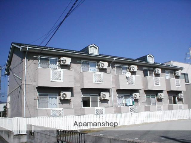 長野県長野市、北長野駅徒歩13分の築21年 2階建の賃貸アパート