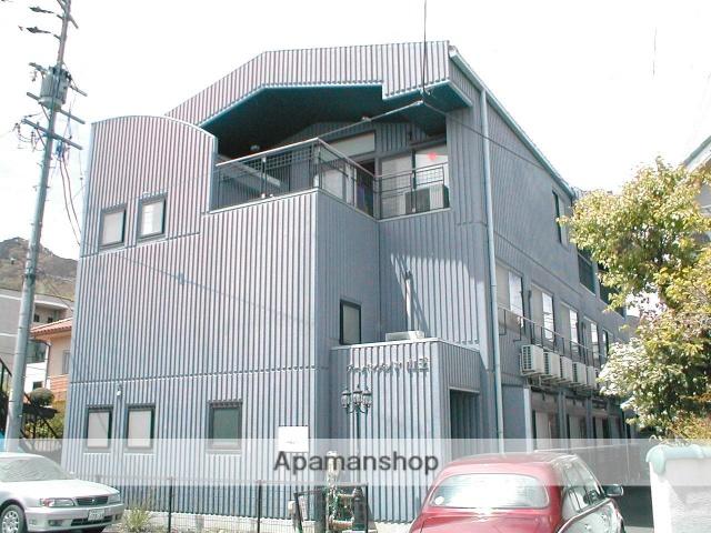 長野県長野市、市役所前駅徒歩15分の築20年 3階建の賃貸マンション