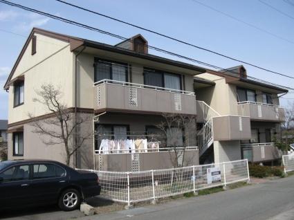 長野県長野市、北長野駅徒歩18分の築23年 2階建の賃貸アパート