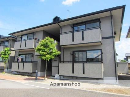 長野県長野市、川中島駅徒歩31分の築19年 2階建の賃貸アパート