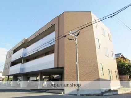 長野県長野市、善光寺下駅徒歩13分の築18年 3階建の賃貸マンション