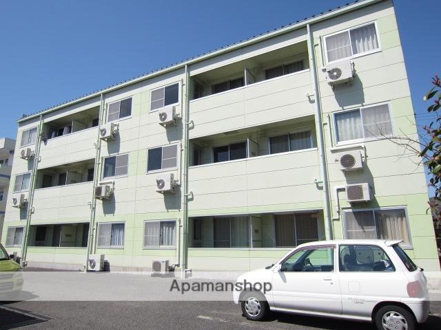 長野県長野市、善光寺下駅徒歩12分の築20年 3階建の賃貸マンション