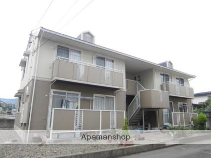 長野県長野市、善光寺下駅徒歩15分の築26年 2階建の賃貸アパート