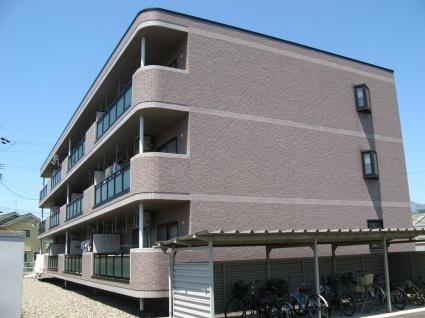 長野県長野市、朝陽駅徒歩24分の築18年 3階建の賃貸マンション