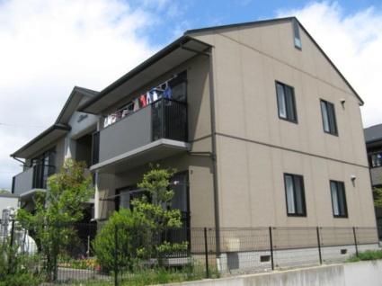 長野県長野市、北長野駅徒歩14分の築15年 2階建の賃貸アパート