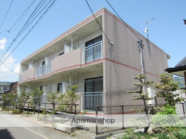 長野県長野市、北長野駅徒歩13分の築17年 2階建の賃貸マンション