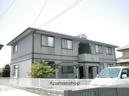 長野県長野市、善光寺下駅徒歩28分の築24年 2階建の賃貸アパート