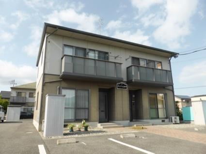 長野県長野市、長野駅徒歩48分の築15年 2階建の賃貸アパート