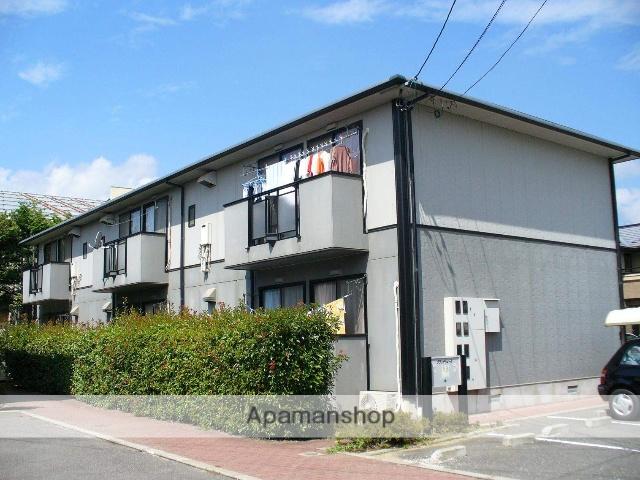 長野県長野市、長野駅徒歩22分の築23年 2階建の賃貸アパート