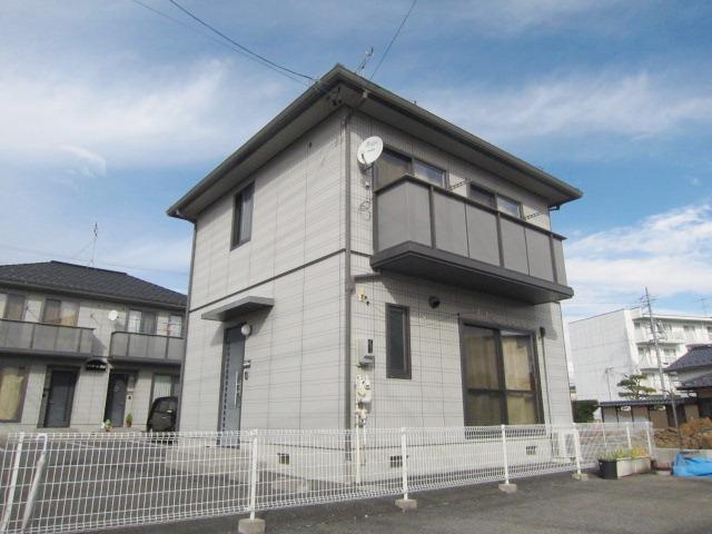 長野県長野市、市役所前駅徒歩20分の築15年 2階建の賃貸一戸建て