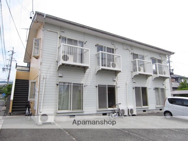 長野県長野市、北長野駅徒歩6分の築27年 2階建の賃貸アパート