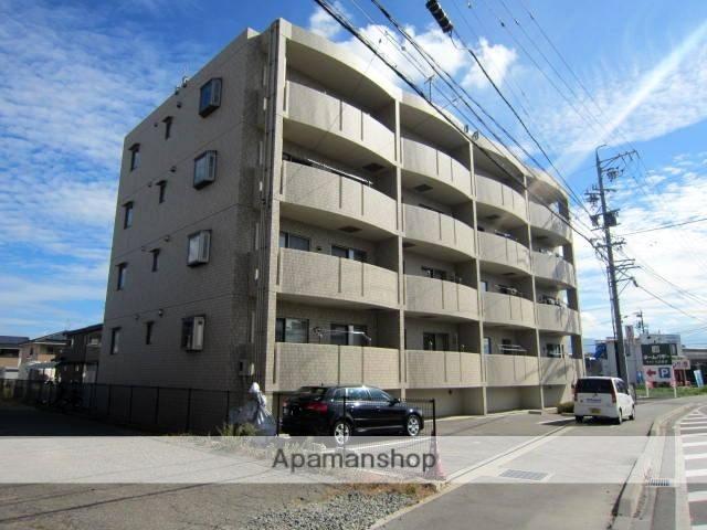 長野県長野市、今井駅徒歩38分の築7年 4階建の賃貸マンション