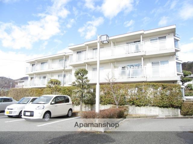 長野県長野市、川中島駅徒歩27分の築28年 3階建の賃貸マンション