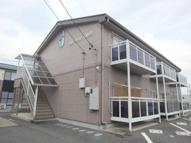 長野県千曲市、屋代駅徒歩18分の築21年 2階建の賃貸アパート