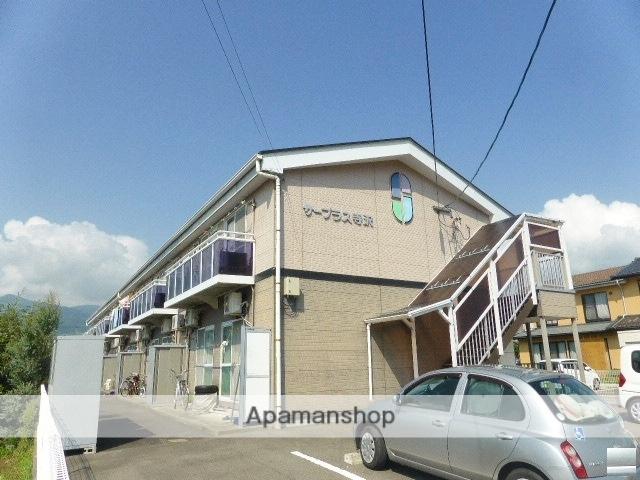 長野県千曲市、屋代駅徒歩23分の築20年 2階建の賃貸アパート