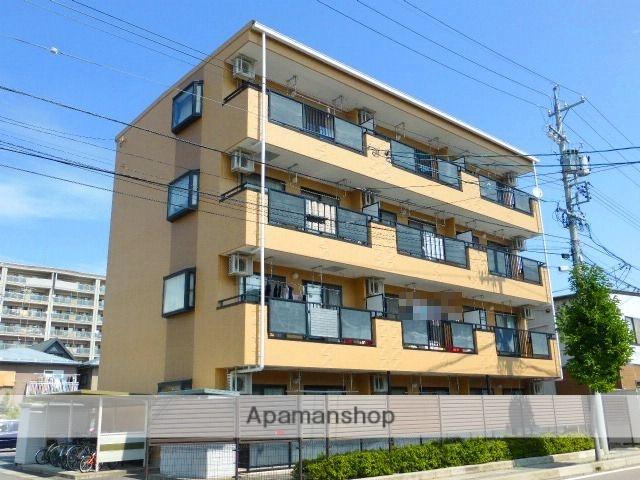長野県長野市、今井駅徒歩30分の築15年 4階建の賃貸マンション