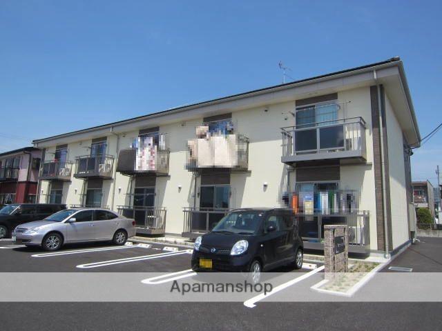 長野県長野市、川中島駅徒歩26分の築4年 2階建の賃貸アパート