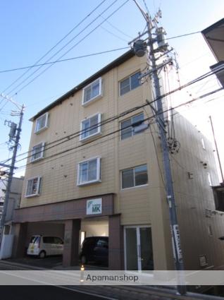 長野県長野市、権堂駅徒歩10分の築27年 4階建の賃貸マンション