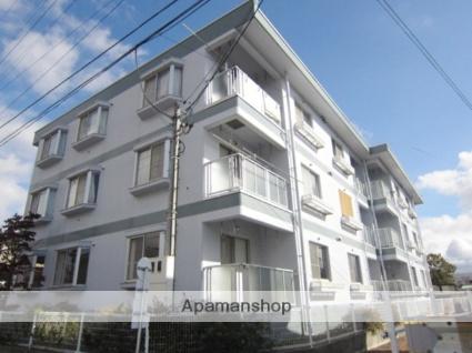 長野県長野市、安茂里駅徒歩25分の築22年 3階建の賃貸マンション
