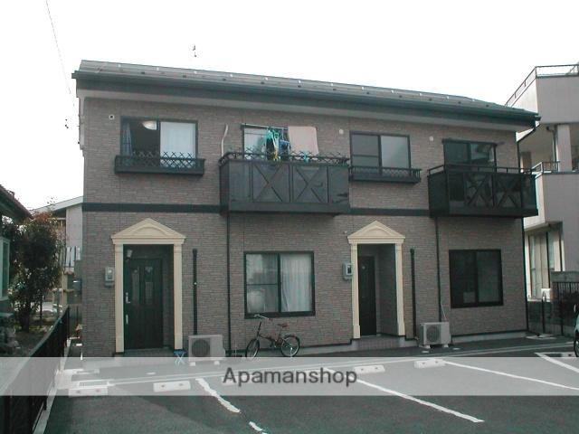 長野県長野市の築14年 2階建の賃貸アパート