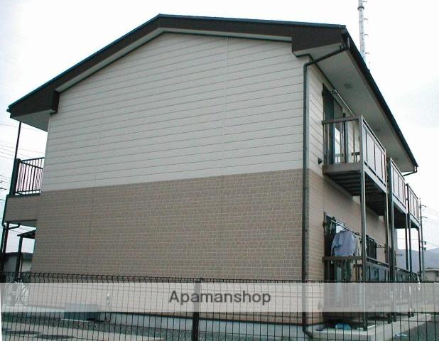 長野県千曲市、稲荷山駅徒歩56分の築11年 2階建の賃貸アパート
