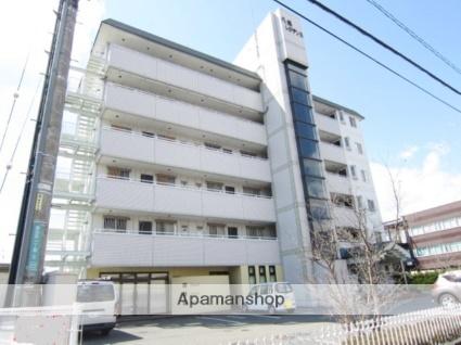 長野県長野市、安茂里駅徒歩25分の築24年 7階建の賃貸マンション