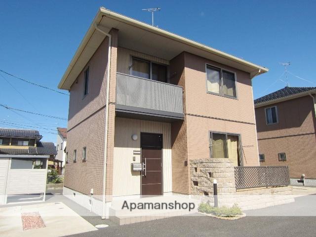 長野県長野市、北長野駅徒歩17分の築10年 2階建の賃貸テラスハウス