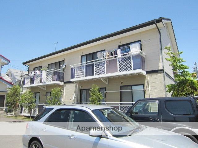 長野県長野市、朝陽駅徒歩13分の築19年 2階建の賃貸アパート